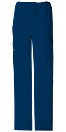 Winthrop Cherokee Unisex Draw String Cargo Pants 4043 Navy