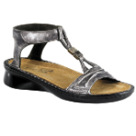 Naot Cymbal Sandal for Women in Metal