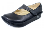 Alegria Dayna Black Nappa Shoe for Women