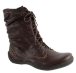 Sanita Jenna Boot for Women in Brown