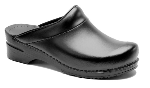 Dansko Karl Clog Box Leather for Men