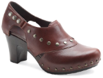 Dansko RYDER Wood Clog in Brown Full-Grain Leather for Women 41, 42