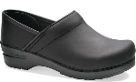 Dansko Professional Clog for  Men in Oiled Leather