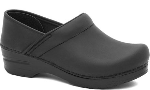 Dansko Professional Clog for Women in Cabrio, Oiled and Patent Leather- Narrow Widths