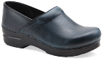 Dansko Professional Clog for Women in Full Grain Leather