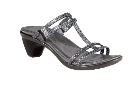 Naot Loop Sandal for Women in Grey Lizard