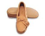 Minnetonka Moosehide Classic Moccasin for Men