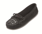 Minnetonka Studded Moccasin for Women