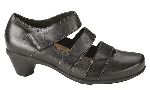 Naot Culture Shoe for Women in Brushed Black 40