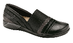 Naot Nina Shoe for Women in Black Raven 39