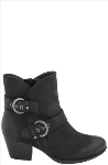 Earth Olive Ankle Bootie for Women