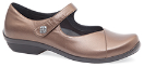 Dansko Opal Shoe for Women Bronze Metallic