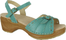 Sanita Dawn Sandal for Women Red (not shown)