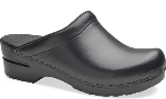 Dansko Sonja Clog for Women in Box Leather