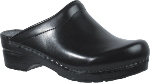Sanita Sonja Clog in Cabrio and Pull-Up Leather for Women