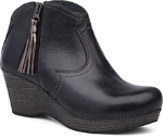 Dansko Veronica Ankle Boot for Women in Black