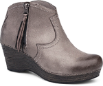 Dansko Veronica Ankle Boot for Women in Stone