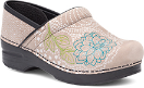 Dansko Embroidered Pro Clog For Women