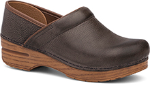Dansko Professional Clog for Women in Stone Distressed
