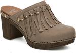 Dansko Deni Shoe for Women in Taupe 38