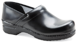 Dansko Pro XP Clog for Women in Black Cabrio