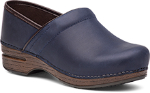 Dansko Pro XP Clog for Women in Navy Oiled