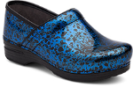 Dansko Pro XP Clog for Women in Moon Patent