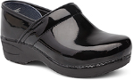 Dansko Pro XP 2.0 Clog for Women in Black Patent Leather