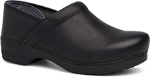 Dansko Pro XP 2.0 Clog for Men in Black Burnished Nubuck