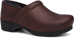 Dansko Pro XP 2.0 Clog for Men in Brown Oiled