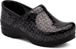 Dansko Professional Clog for Women in Grey Quilt Patent