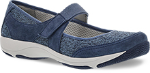 Dansko Hennie Sneaker For Women in Blue Suede
