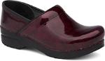 Dansko Professional Clog for Women in Garnet
