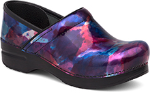 Dansko Professional Clog for Women in Watercolor Patent 41