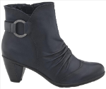 Earth Topaz Ankle Bootie for Women