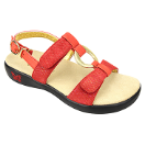 Alegria Julie Sandal for Women in Cherry
