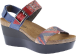 Naot Alpha Print Sandal for Women
