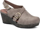Dansko Vinnie Shoe for Women Taupe 41