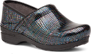Dansko Pro XP Clog for Women in Multi Crisscross