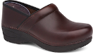 Dansko Pro XP 2.0 Clog for Women in Brown Pull-Up Leather