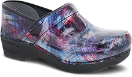 Dansko Pro XP 2.0 Clog for Women in Color Sweep Patent