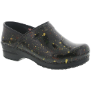 Sanita Professional Smart Step Speckle Clog for Women 36,37