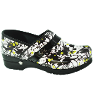 Sanita Koi Professional Gabby Clog For Women