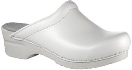 Sanita Sonja Clog in Box Leather for Women