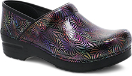 Dansko Professional Clog For Women in Dandelion Patent