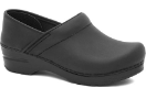 Dansko Professional Clog for Women in Cabrio, Oiled  Leather- Narrow Widths