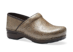 Dansko Pro XP Clog for Women in Bronze Medallion 41