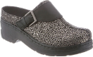 Klogs Austin Shoe for Women in Silver Stingray