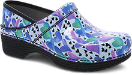 Dansko LT Pro Clog for Women in Love Patent