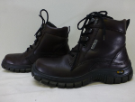 Ecco GorTex Boot for Women in Black 36